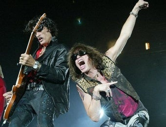 Aerosmith Defy Own Predictions and Un-Break Up