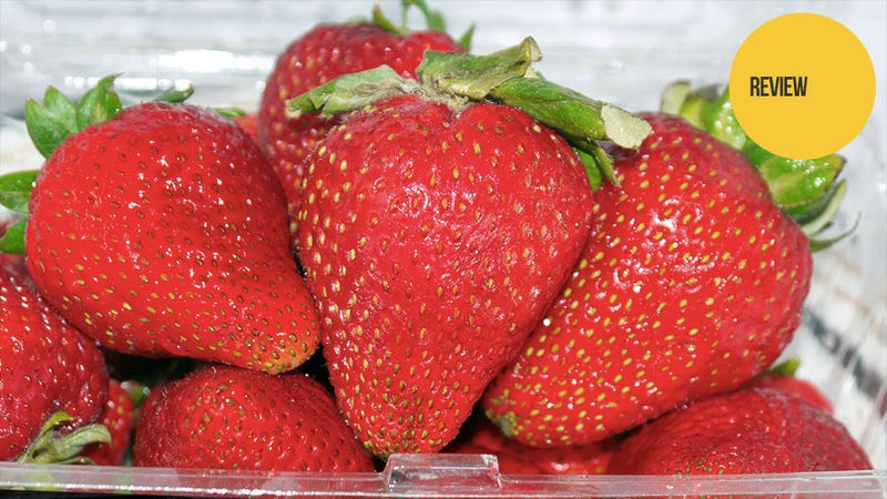 Strawberries: The Snacktaku Review
