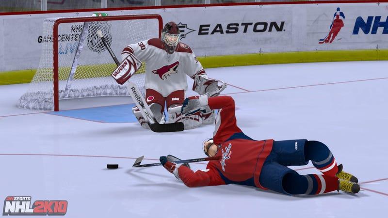 NHL 2K12 Ain't Happening