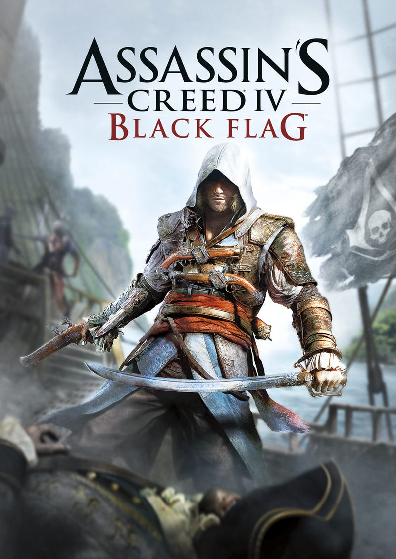 Assassin's Creed IV: Black Flag Is The Next Assassin's Creed, Ubisoft Confirms. Now, About That...