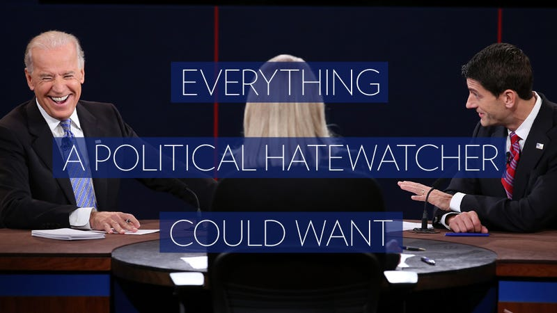 10 Reasons You Should Have Watched the Vice Presidential Debate Last Night