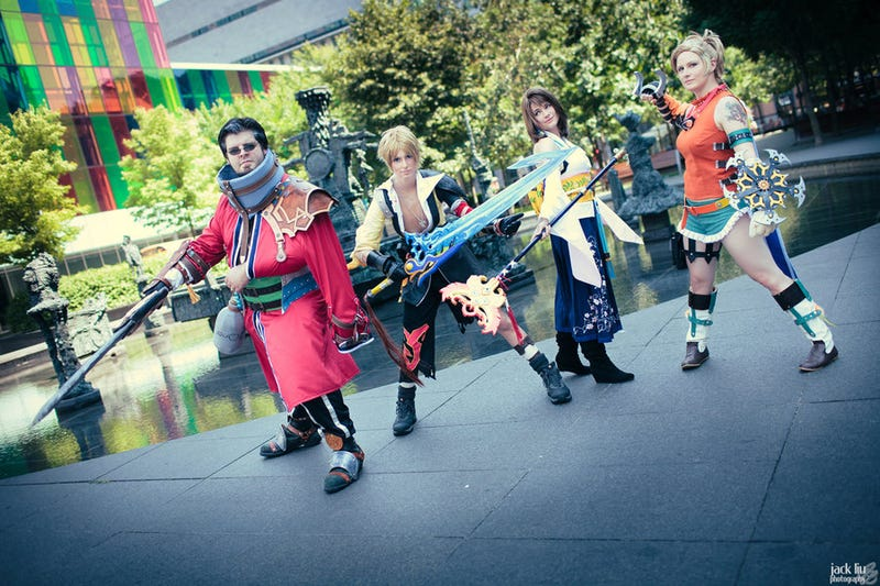 The World Ends With Awesome Cosplay
