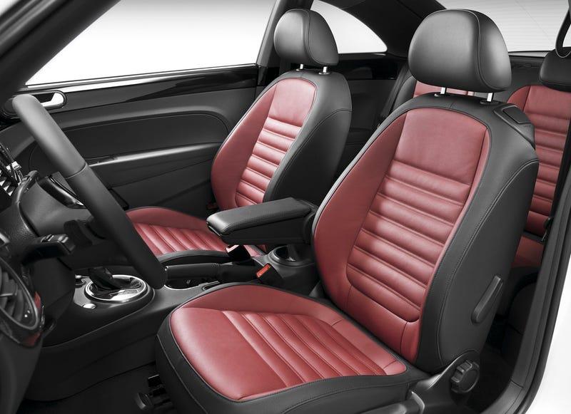 2012 Volkswagen Beetle: Photos