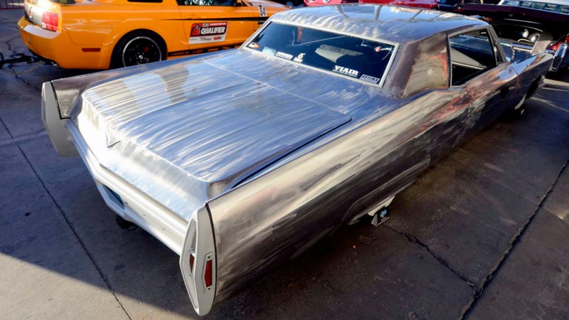 This Mid-'60s Cadillac Coupe Is SEMA Hotness