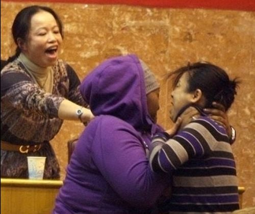 J.R. Smith's Sister Choked A Woman During A Brawl In China Involving The Same Team That Beat Up Georgetown