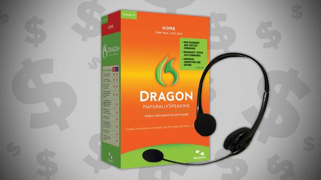 Dragon NaturallySpeaking Speeds Up Your Writing, Is Free This Week (Down From $100)