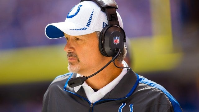Colts Head Coach Chuck Pagano Reportedly Has Leukemia