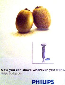 """Trend"" Alert: Clean-Shaven Balls"