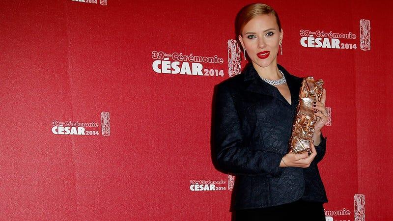Scarlett Johansson: She Pregnant