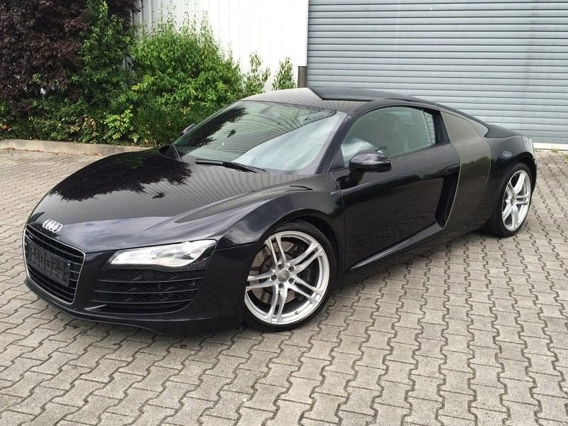 When The Hell Did The Audi R8 Get So Ridiculously Cheap?