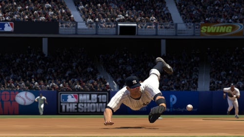 Six More Screens for MLB 10 The Show