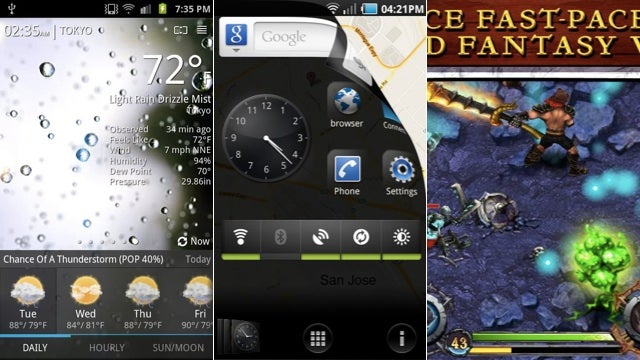 BeWeather, Eternity Warriors, Samsung Pure Breeze and More
