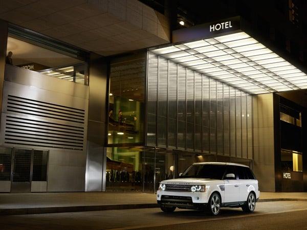 2010 Range Rover Sport: 510 HP, Jeeves!