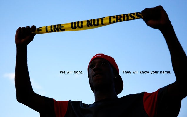 Elegies for Mercy: Michael Brown and Ferguson