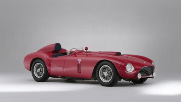 This Rare Ferrari Sold For $18.5 Million At Auction