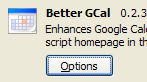Better GCal Now Firefox 3-Compatible