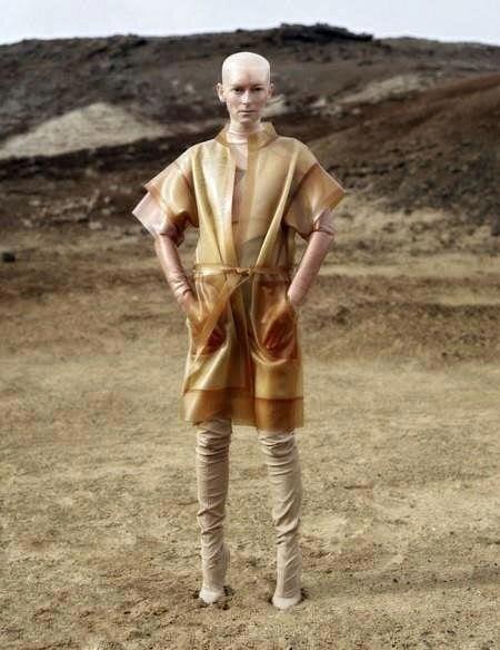 Tilda Swinton dons Airbender cosplay