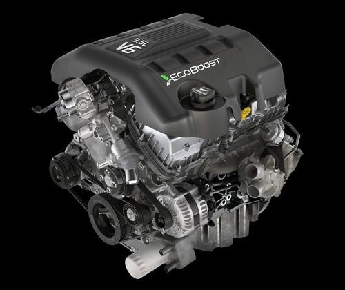 Ecoboost Ford F-150 Makes 420 lb-ft Of Torque