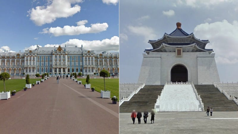 Google's Biggest Ever Street View Update: Sneak Inside Twice as Many Famous Spots