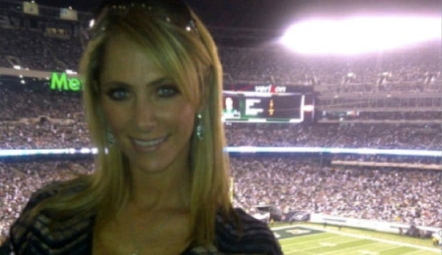 Ines Sainz Wanted Everyone To Know She Was At The Jets Game Last Night