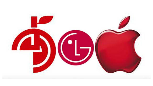 Why Is Apple Suing a Chinese Food Company for Stealing LG's Logo?