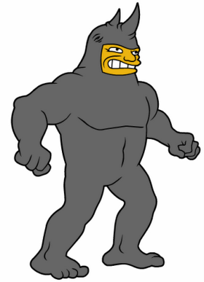 Simpsonized Superheroes Break All Our Fetishmeters