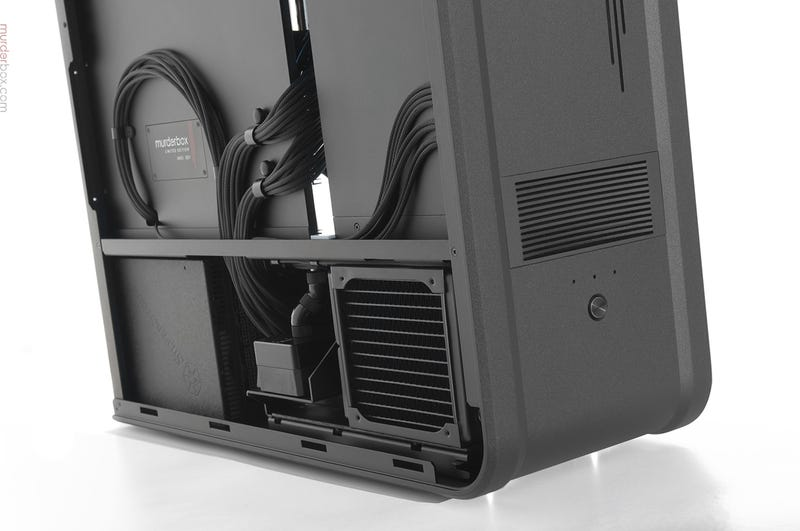 This is What a $1200 PC Gaming Case Looks Like