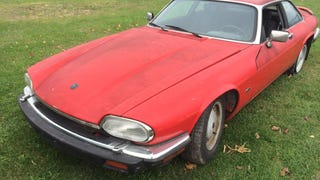 eBay Bad Idea of the Day - 1992 Jaguar XJS