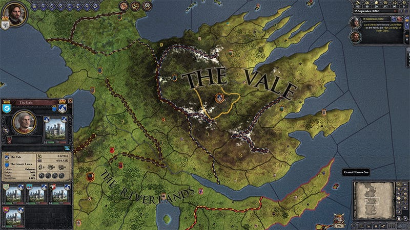 The Brilliant Game of Thrones Mod Gets a Very Wildling Update
