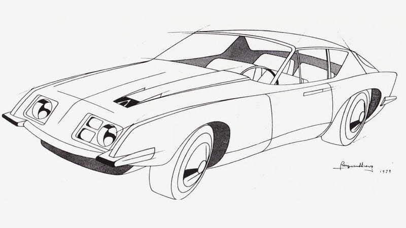 The Essential Cars Of Raymond Loewy, Today's Google Doodle