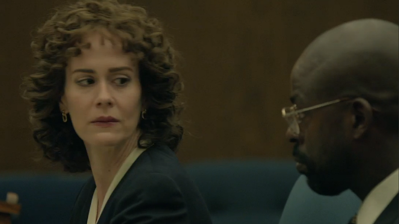 Maybe Stop Asking Marcia Clark About Christopher Darden, OK?