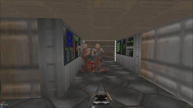 Doom's Got Some Really Sweet Ragdoll Physics. Wait, What?