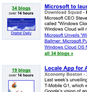 Google Blog Search Relaunches