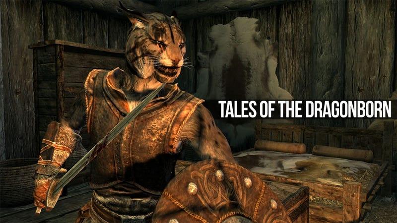 True Tales of Skyrim Adventure: The Khajiit's Meow