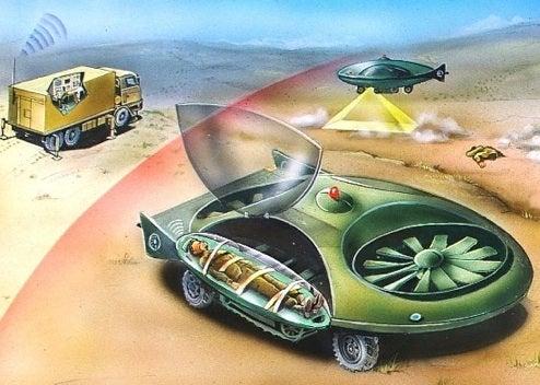 Israeli Institute Plans Battlefield Medevac UAVs