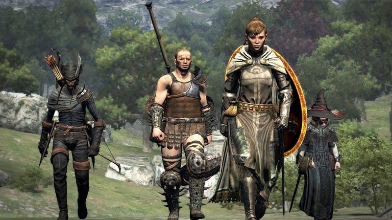 Dragon's Dogma Update Corrupting Files, Preventing Saves