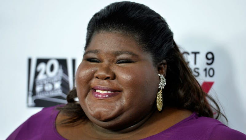 Gabourey Sidibe, Your BFF, Does Not Give A Crap About Fitting In