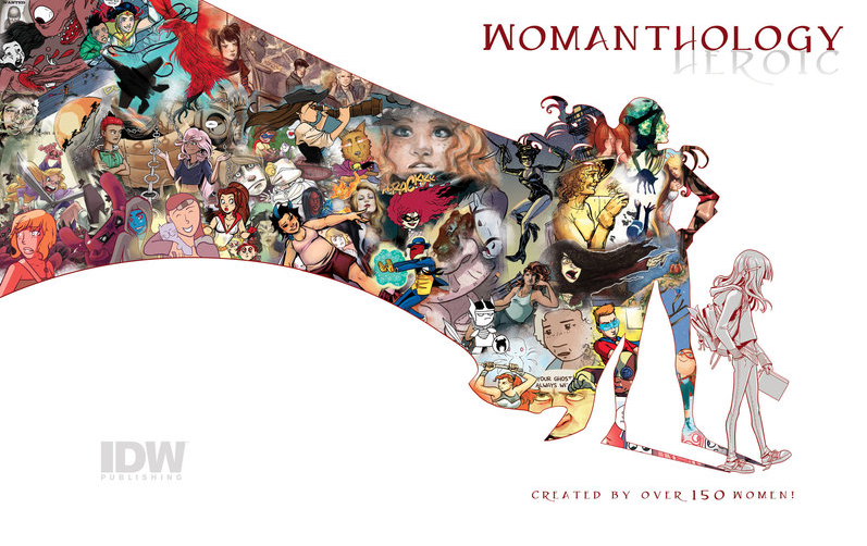 13 Fantastic Female Comics Creators Of 2011