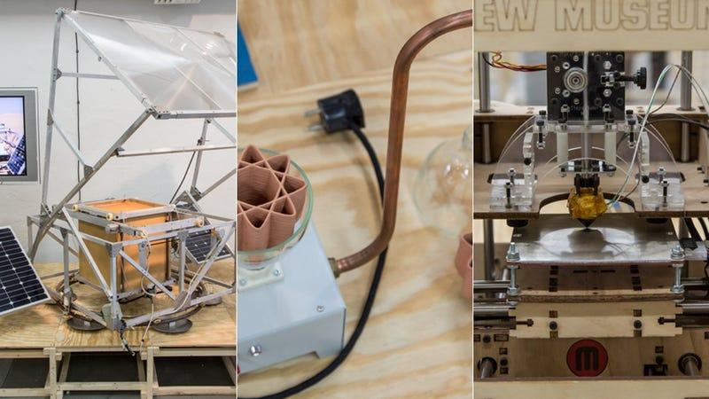 8 objetos que señalan el comienzo de una nueva Revolución Industrial