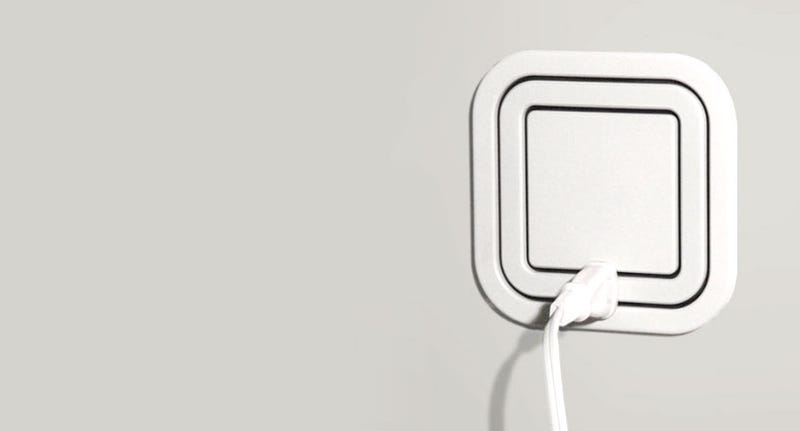 Node Power Outlet Makes Power Strips Almost Useless
