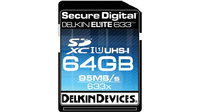The World's Fastest SDXC Card Still Can't Compete With Compact Flash... Yet
