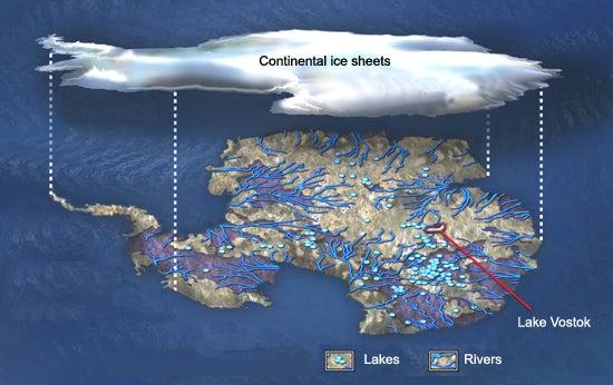 The future of Antarctica