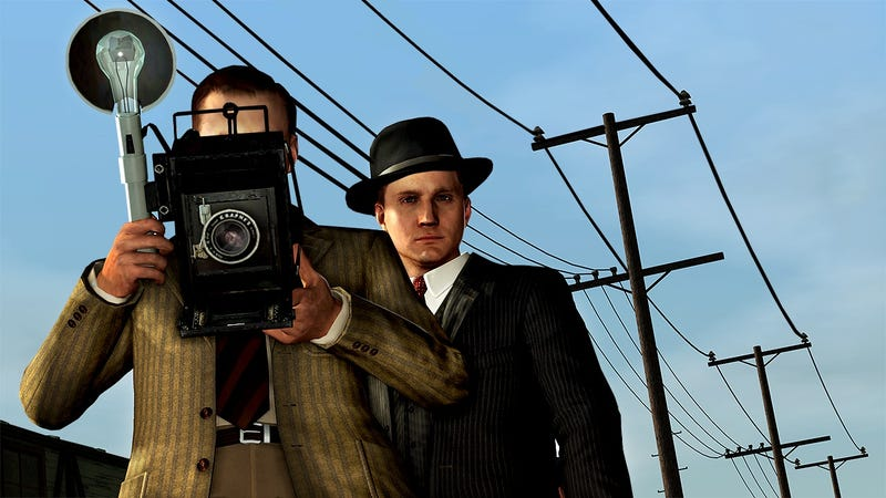 The Bold Gamble Of L.A. Noire