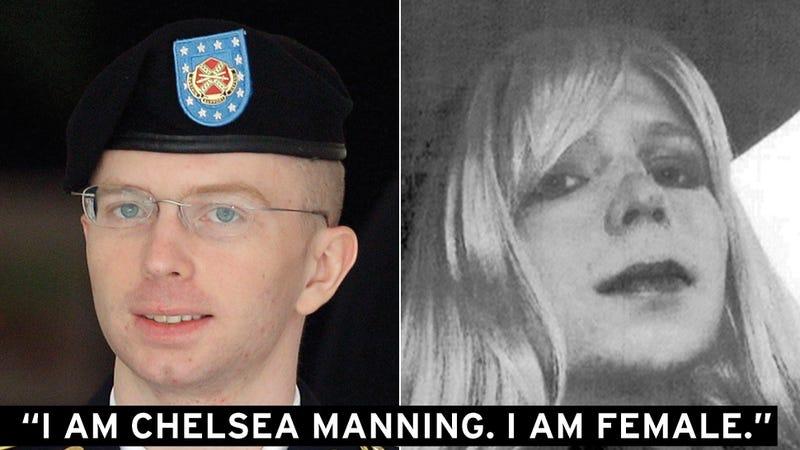 "Wikileaker Manning Announces: ""I Am Female"""