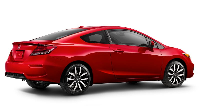 The 2014 Honda Civic Si Coupe: This Isn't Better
