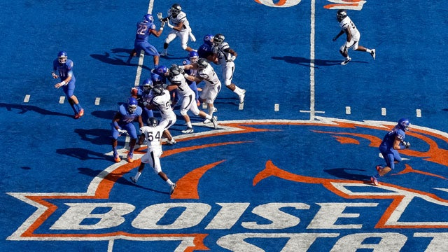 The Big East: Your New Home For Boise State, Central Florida, Navy, And Air Force Football!