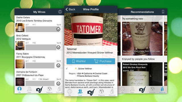 Delectable Collects Your Favorite Wines, Helps You Find New Ones