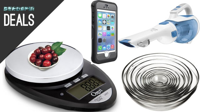 Deals: Discounted Kitchen Gear, Otterbox Phone Cases, Dustbuster