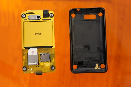 HTC HD Mini Gallery