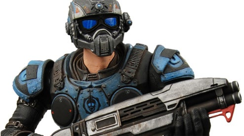 Comic-Con Exclusive Gears Figure Is Here Today, Gone Very Soon